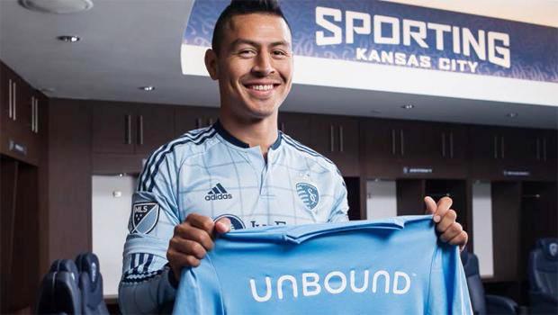 Roger Espinoza (credit: sportingkc.com)