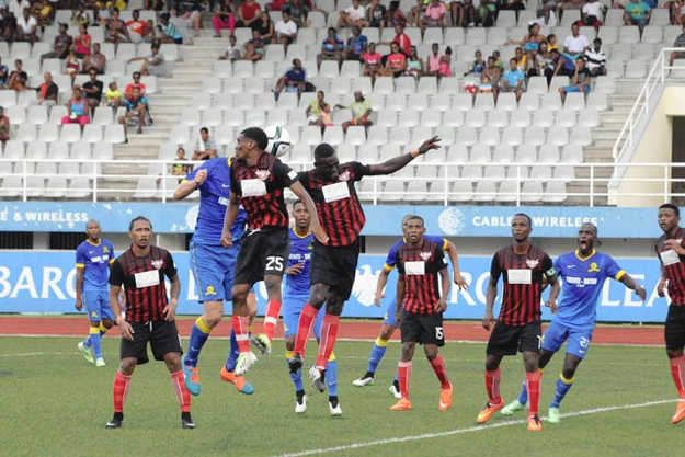 St Michel is Seychelles most experienced club in the CAF champions league participating for the 10th time (Patrick Joubert Seychelles News Agency)