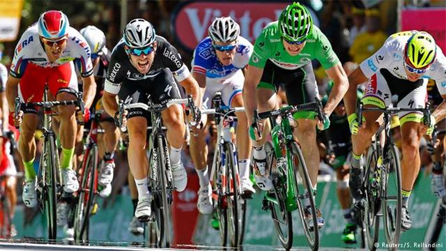 Tour de France (photo: reuters)