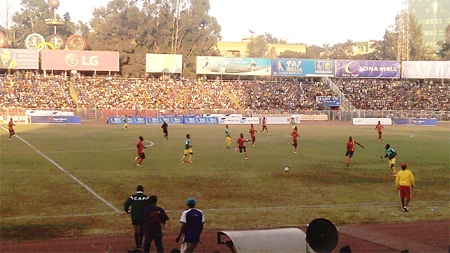 Ethiopia vs Uganda