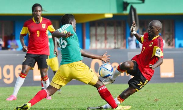 Angola-Ethiopia