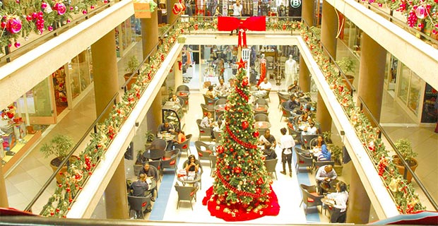 Commercial Artificial Christmas Trees