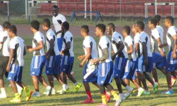 Ethiopia name final squad