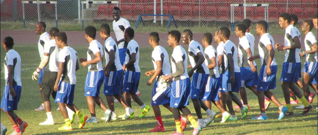 Walias in Training
