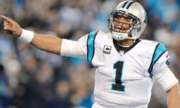 Cam Newton named NFL's Most Valuable Player