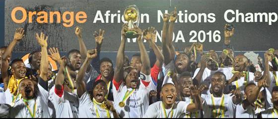 DR Congo Champion