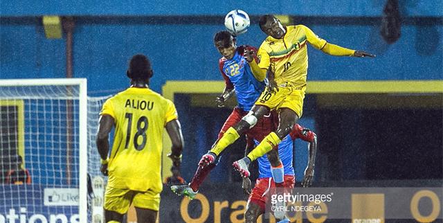 DR Congo vs Mali