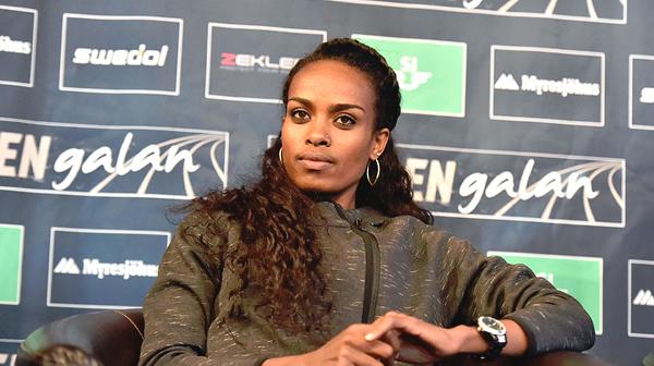 Genzebe Dibaba (photo: IAAF.org)