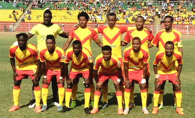 Ethiopian Premier League: Kidus Giorgis defeat Arba Minch 3-0