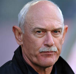 Saint George head coach Mart Nooij (photo: mwanaspoti.co.tz)