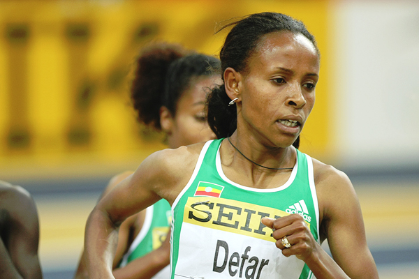 IAAF World Indoor Championships: Athletes's Portland preparation gathers pace