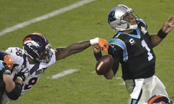 Denver wins Super Bowl 50