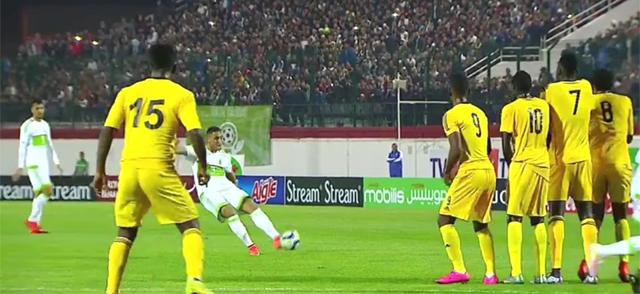 Algeria vs Ethiopia (photo: beIn TV)