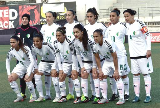 Algeria Women Team
