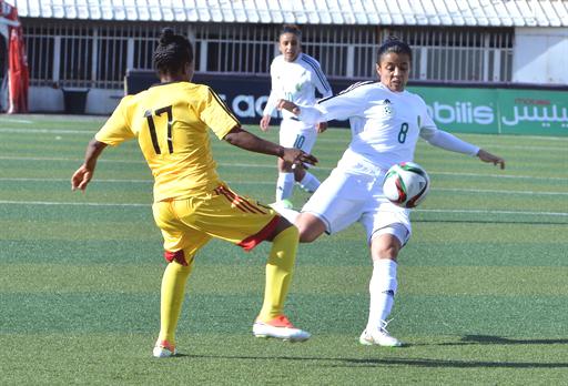 Ethiopia vs Algeria (photo: dzfoot.com)