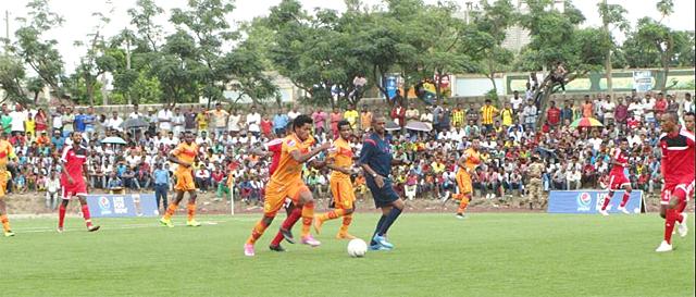 Saint George vs Hawassa Ketema (photo: CAF)