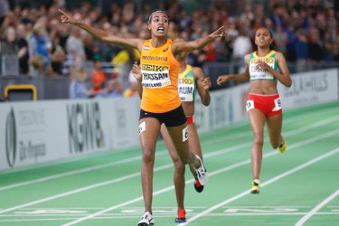 Dutch/Ethiopian Sifan Hassan (Photo: Getty Images)