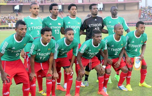 Walid (no.3) with the Walias.