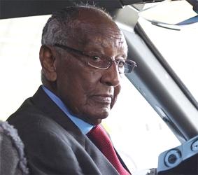 Captain alemayehu Abebe (photo: Zachariah Abubeker)