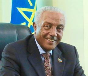 Solomon tadesse, CEO of Ethiopian Tourism Organization (photo: theworldfolio.com/)