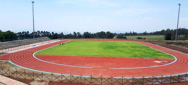 Tirunesh Dibaba Sport Training Center - Running Track