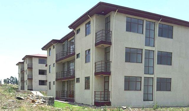 Tirunesh Dibaba Sport Training Center - Residence Hall