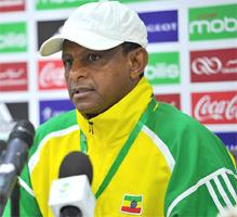 Coach Yohannes Sahle (photo: footalgerien.com)