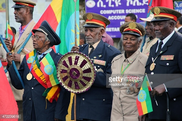 Ethiopian Patriots' Day (photo: Getty Images)