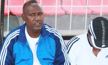 Gebremedhin Haile named interim Ethiopia coach