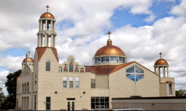 St. Mary Ethiopian Orthodox Church in Toronto