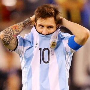 Messi retires