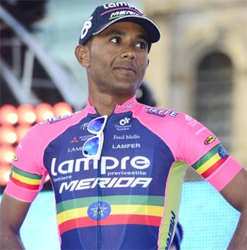 Tsgabu Grmay Tour De France