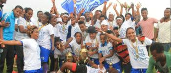 Ethiopian Women's Premier League: Dedebit defeats CBE 2-0 to clinch title