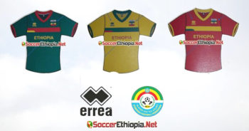 Errea replaces Adidas as official Jersey supplier for Ethiopia