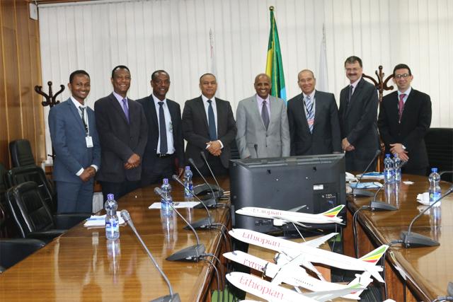 Photo credit: Ethiopian Airlines