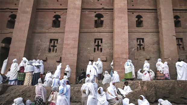 Lalibela UNESCO Site