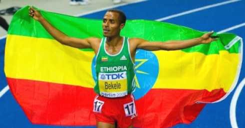 Kenenisa Disappointed