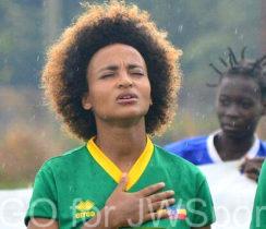 Rehima Zerga scores a hat-trick to help Ethiopia clinch third place