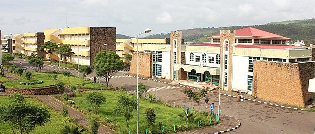 University of Gondar - Atse Tewodros Campus (Photo credit: UOG)