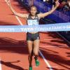 Meselech Melkamu wins Amsterdam Marathon