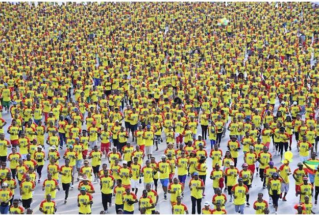 2016 Great Ethiopian Run (photo: Desta Keremela)