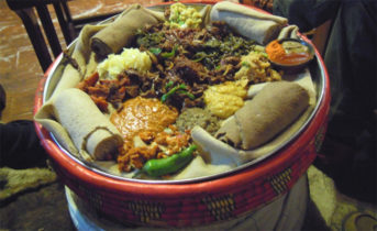 Ethiopia: The Exclusive Mouthwatering Culinary Delights