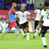 Ayew Brothers take Ghana into Semi-Finals