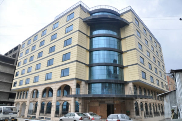 5-Star Rating for Golden Tulip & Marriott Executive ... - photo #37