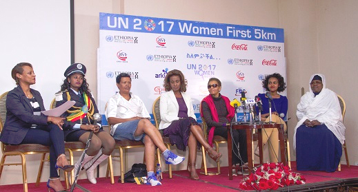 Great Ethiopian Run launched the 14th edition of its annual WOMEN FIRST 5km