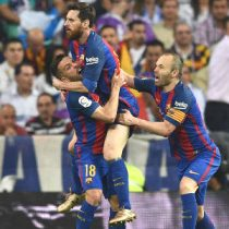Messi's 500th Barca goal sinks Real Madrid