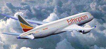 Ethiopian to start flights to Chengdu, China on Monday