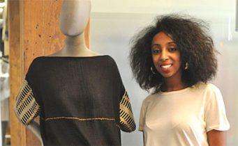 Ethiopian Fashion: Designer Mafi wins Creative Futures' competition