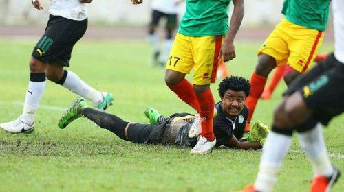 Walias coach blame goalie for Ghana loss