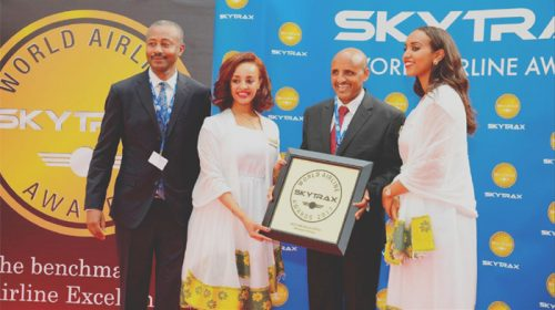 Ethiopian Airlines spends big at Paris Air Show